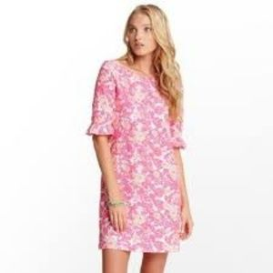 Lilly Pulitzer Somerset Dress Fish